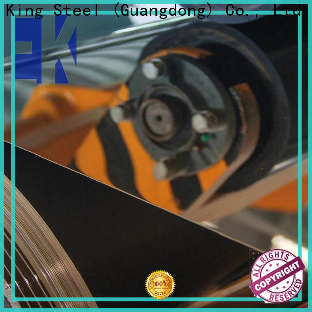 East King wholesale stainless steel plate manufacturer for aerospace