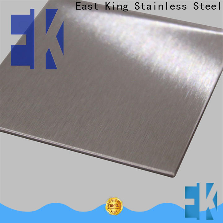 custom stainless steel plate with good price for tableware