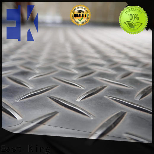 East King stainless steel plate directly sale for tableware