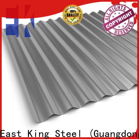 latest stainless steel sheet factory for bridge