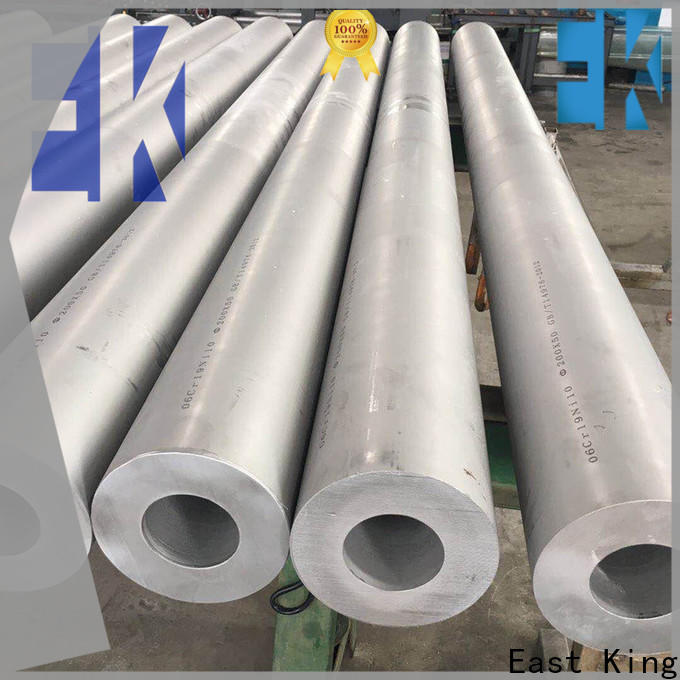 latest stainless steel tubing factory price for mechanical hardware