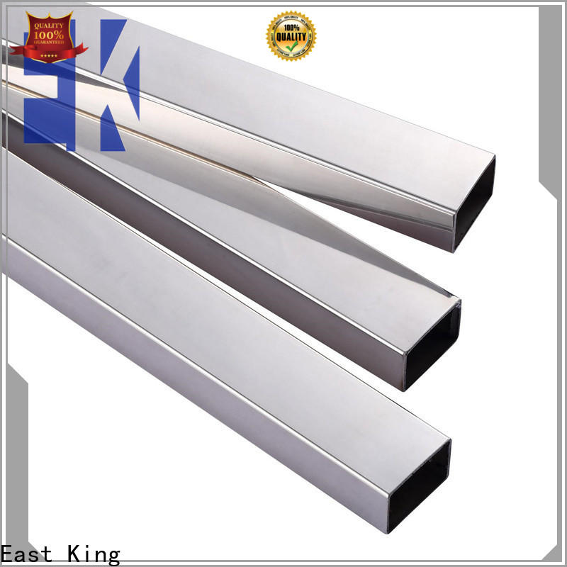 new stainless steel pipe factory for tableware