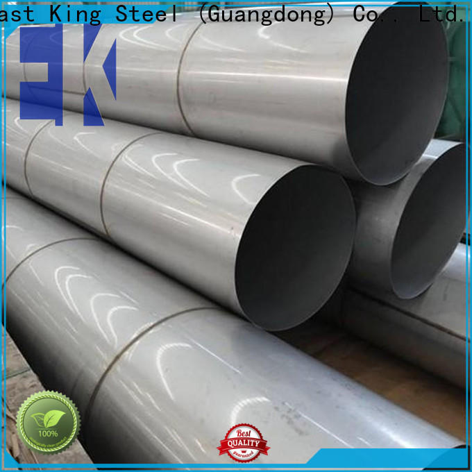 top stainless steel pipe directly sale for bridge