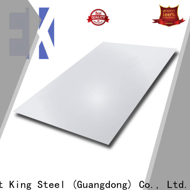 East King new stainless steel plate with good price for mechanical hardware