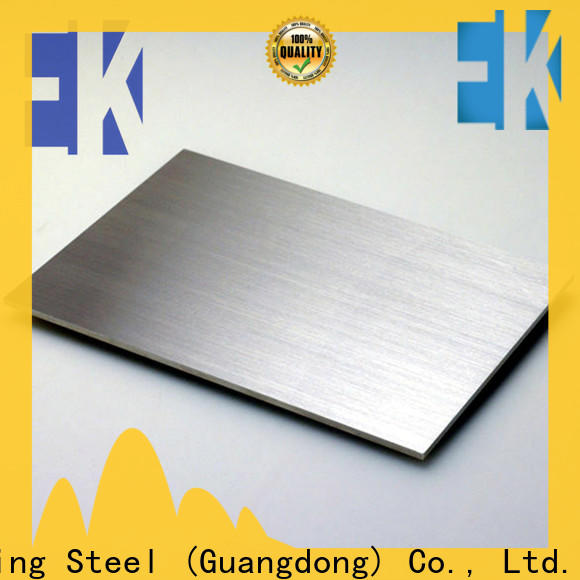 custom stainless steel sheet factory for construction