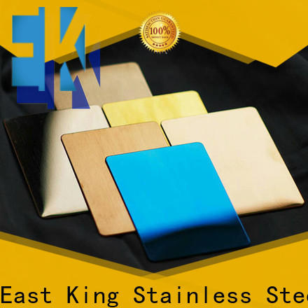 new stainless steel plate with good price for aerospace