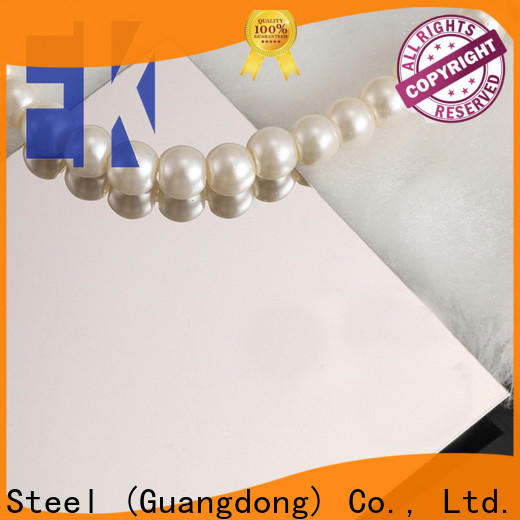 high-quality stainless steel plate supplier for bridge