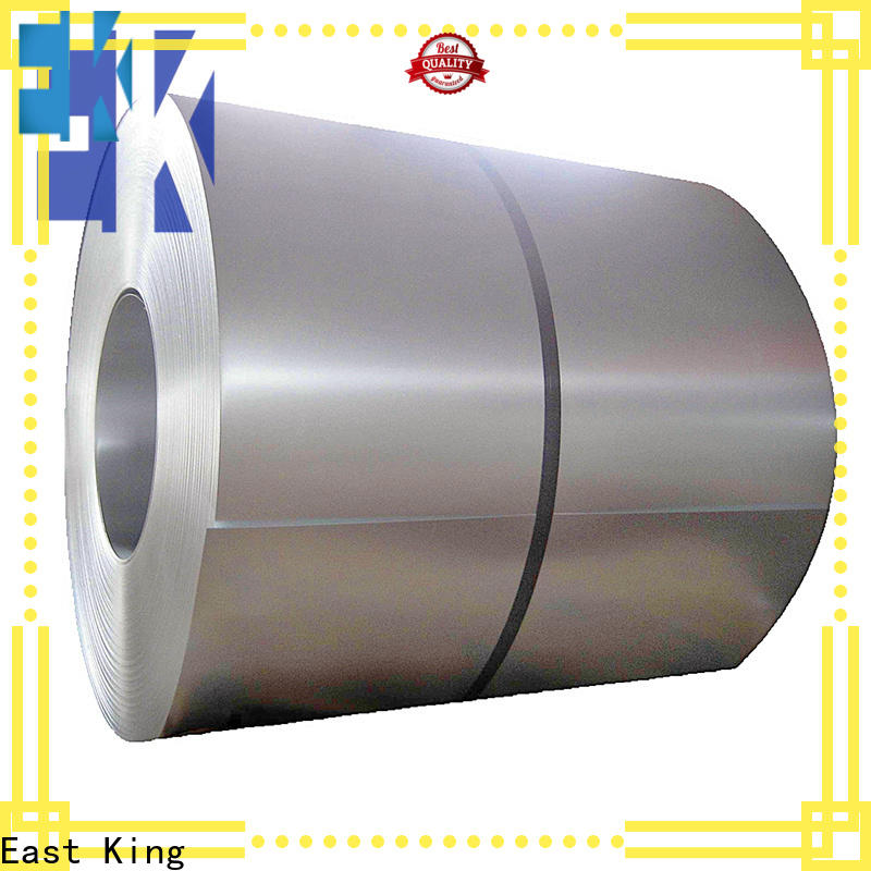 East King latest stainless steel roll series for decoration