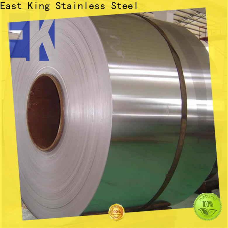 East King stainless steel coil factory for automobile manufacturing