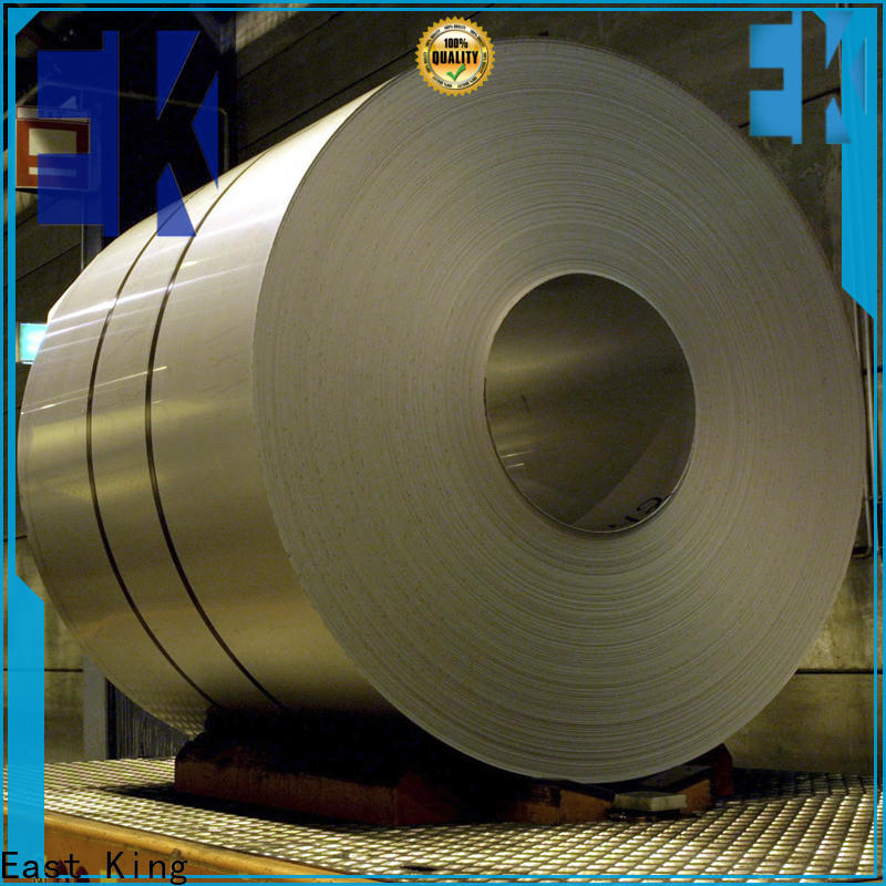 East King stainless steel roll with good price for automobile manufacturing