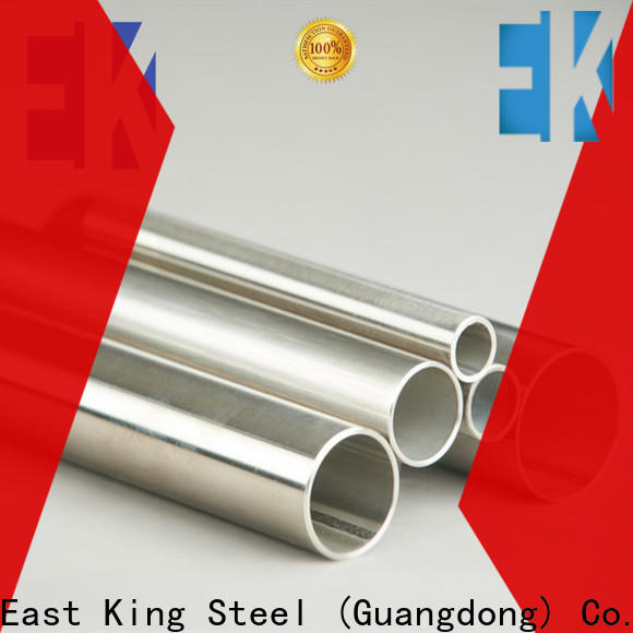 East King new stainless steel tubing factory for construction