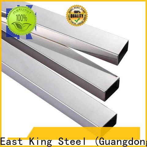 East King new stainless steel tube factory for construction