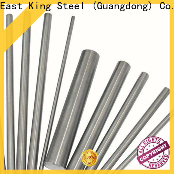 East King stainless steel bar series for chemical industry