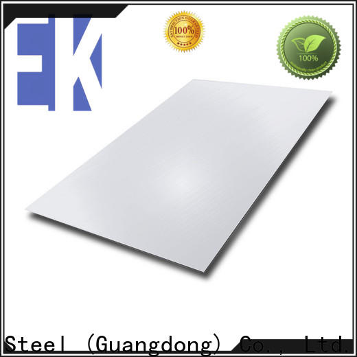 East King new stainless steel plate with good price for construction