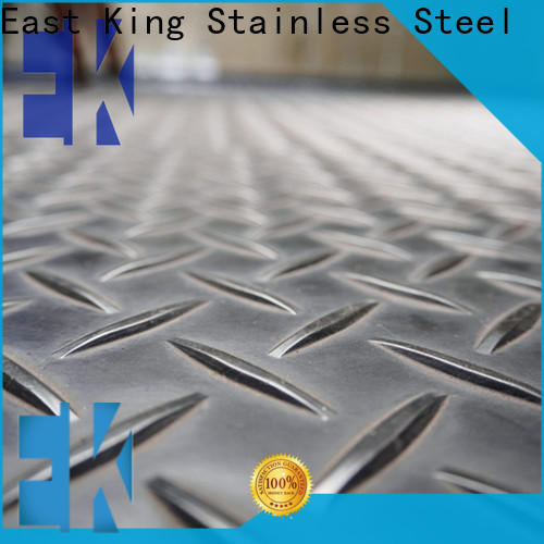 top stainless steel sheet factory for bridge