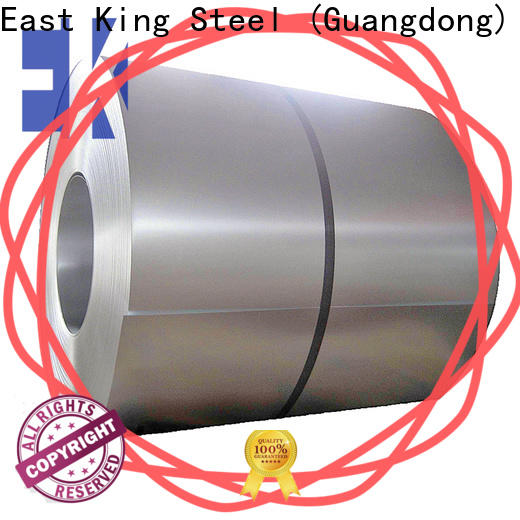 East King latest stainless steel coil factory for windows