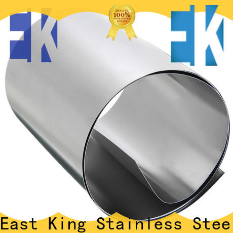 East King stainless steel coil series for construction