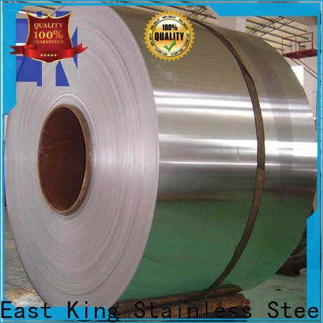East King latest stainless steel roll series for construction