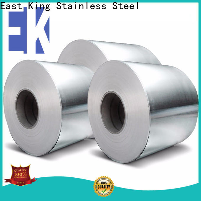 latest stainless steel coil factory price for automobile manufacturing