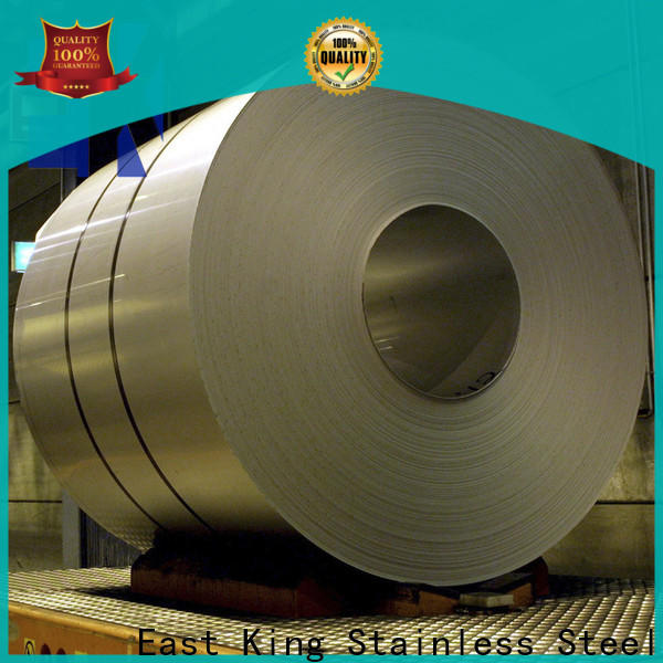 East King high-quality stainless steel coil directly sale for construction