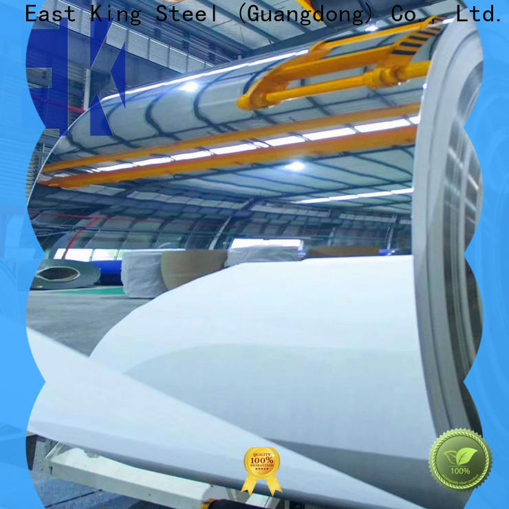 top stainless steel coil factory for automobile manufacturing