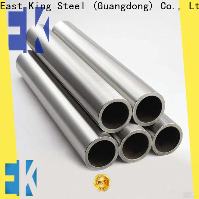 top stainless steel pipe factory for tableware