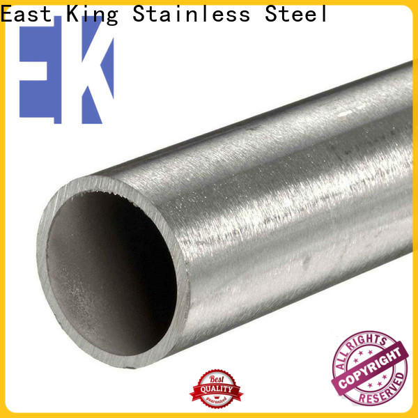 East King stainless steel tube series for construction