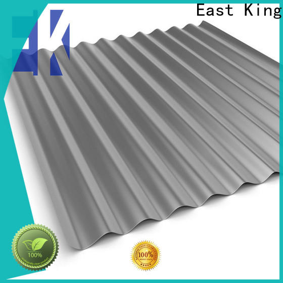 East King custom stainless steel plate with good price for mechanical hardware