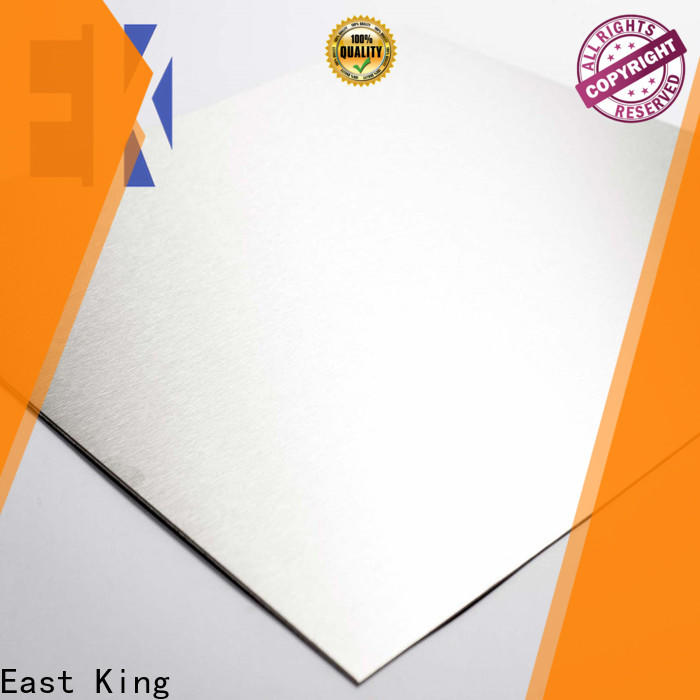 East King wholesale stainless steel plate supplier for aerospace