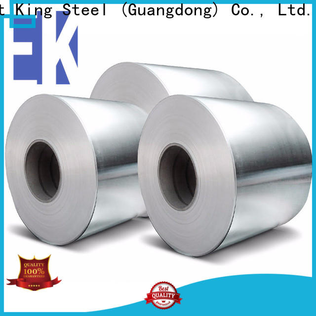 East King latest stainless steel roll with good price for decoration