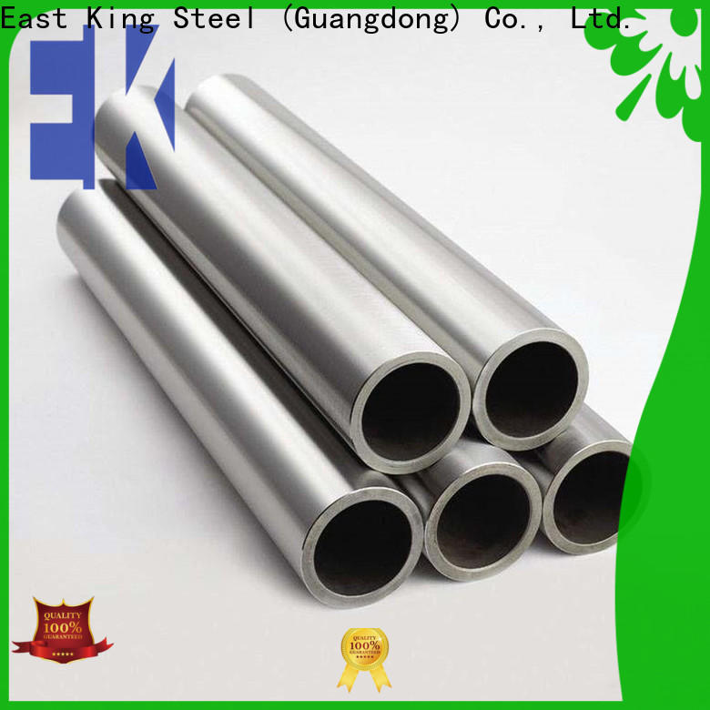 East King wholesale stainless steel pipe series for bridge