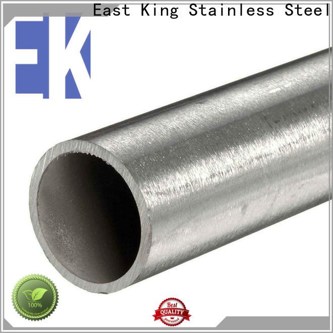 East King best stainless steel tube series for bridge
