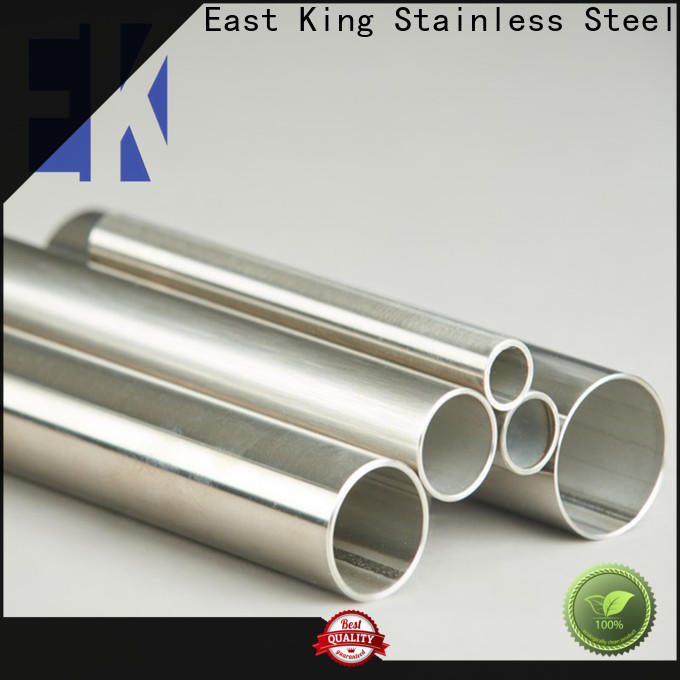 East King high-quality stainless steel tubing series for mechanical hardware
