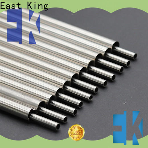 East King stainless steel tube directly sale for tableware