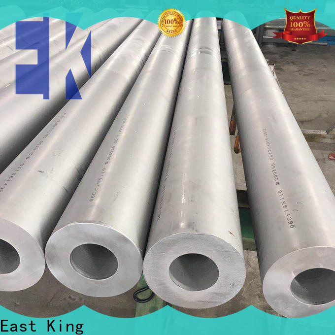 top stainless steel tube factory for mechanical hardware
