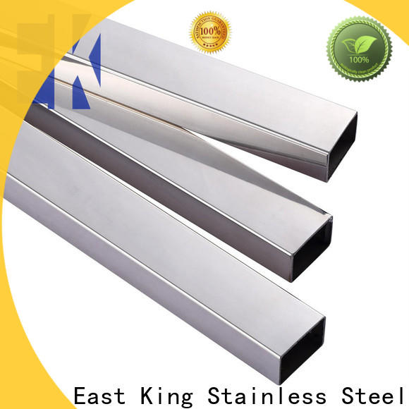 East King custom stainless steel pipe factory price for mechanical hardware