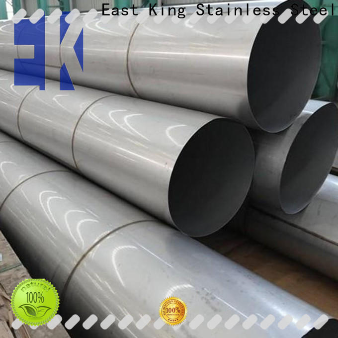 wholesale stainless steel pipe factory for construction