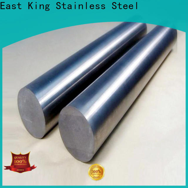 East King new stainless steel rod factory price for automobile manufacturing