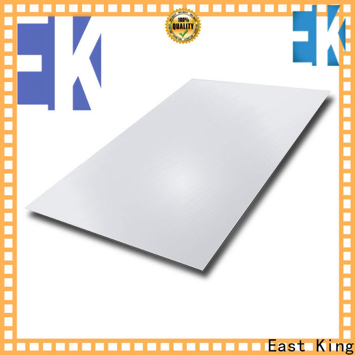 East King best stainless steel plate manufacturer for aerospace