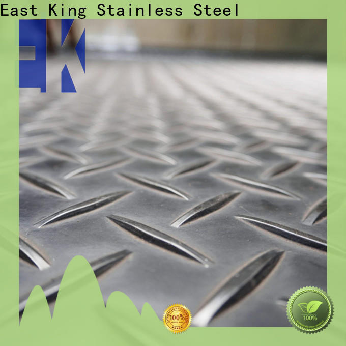 custom stainless steel sheet directly sale for bridge