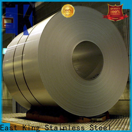 East King new stainless steel roll factory for chemical industry