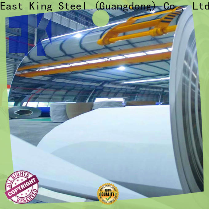 East King top stainless steel coil factory for windows