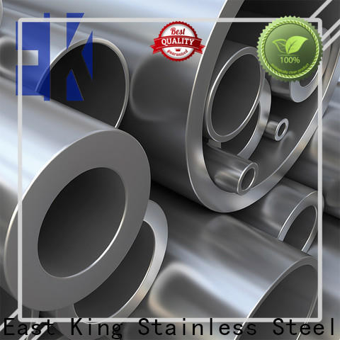 East King stainless steel tube factory for construction