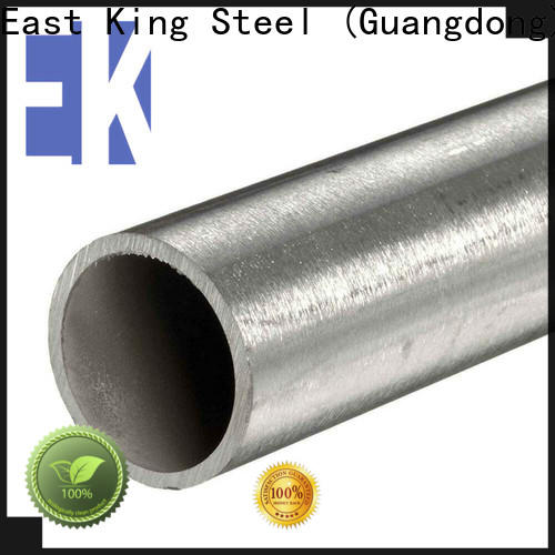 East King custom stainless steel tubing directly sale for construction