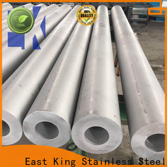East King stainless steel tubing directly sale for bridge