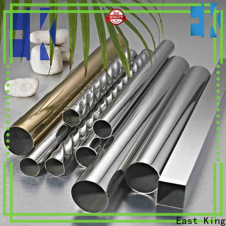East King top stainless steel tubing factory for aerospace