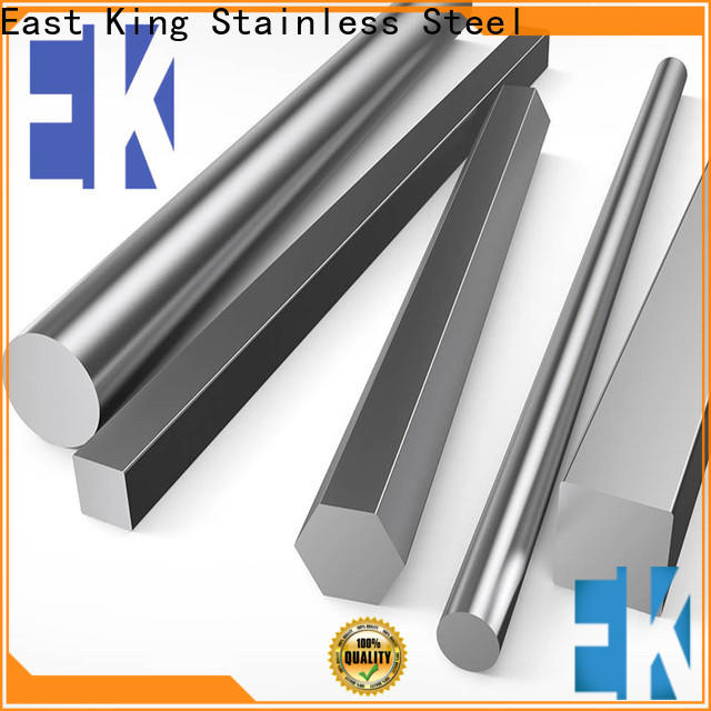 East King stainless steel bar manufacturer for chemical industry