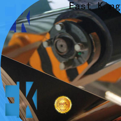 East King stainless steel sheet manufacturer for mechanical hardware