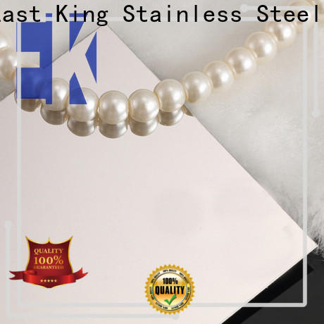 East King latest stainless steel sheet manufacturer for construction
