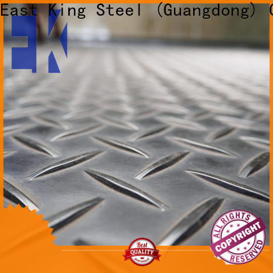 East King wholesale stainless steel plate manufacturer for mechanical hardware
